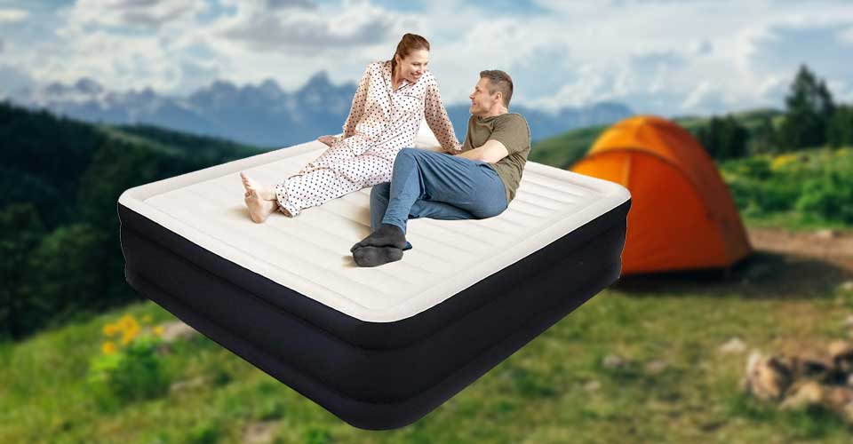 Best Queen Air Mattress for Camping