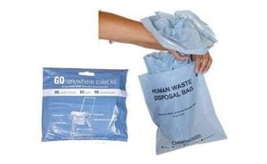 Best Camping Toilet Bags - Top 7 Portable Toilet Waste Bags
