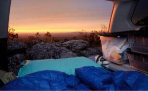 Best Mattress for Car Camping