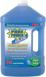 Valterra - V23128 Pure Power Blue Waste Digester and Odor Eliminator - best RV holding tank treatment