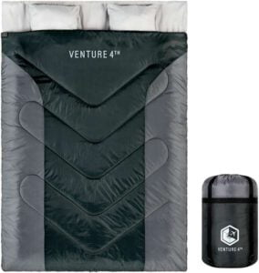 Venture 4th Backpacking Sleeping Bag