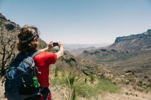 Best Backpacking Spots in Texas- Photographing the Chisos Mountains of Big Bend National Park