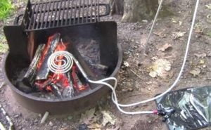 How to Get Hot Water When Camping Using Multiple Methods