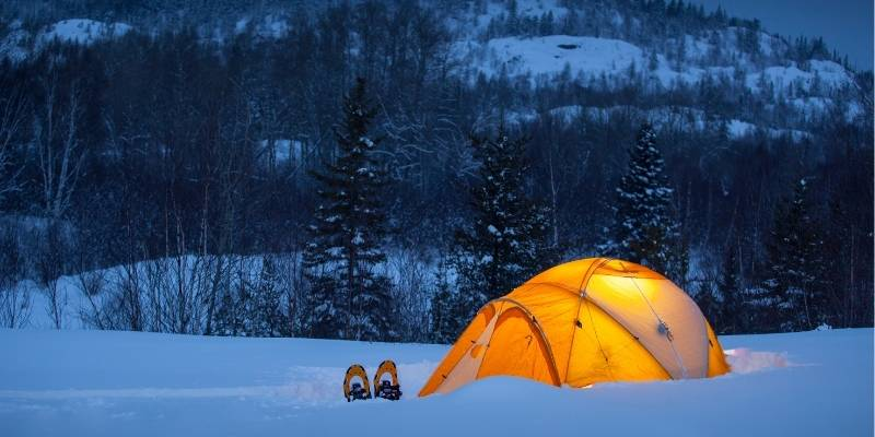 7 Tips How to Insulate a Tent for Winter Camping Situation