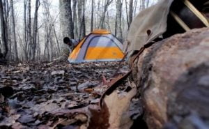 Learn How to Stay Warm in a Tent at a Cold Camping Site